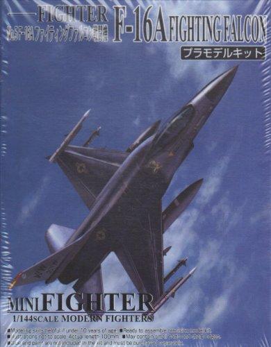 1/144 ミニファイター No.05 F-16 ファルコン