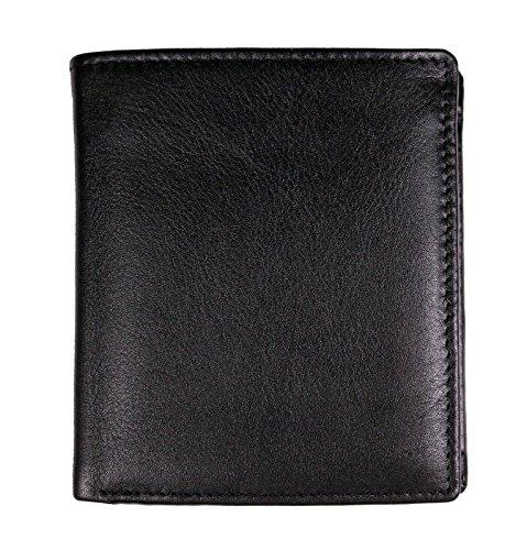 68d319a5ee28 Leather Secret(レザーシークレット) 二つ折り コンパクト財布 ポケットが多い 手ざわりのいい上質