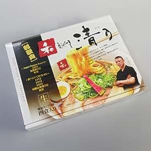 和 dining 清乃 生ラーメン (4食入) 和歌山有名店
