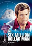 Six Million Dollar Man: Season 2/ [DVD] [Import]