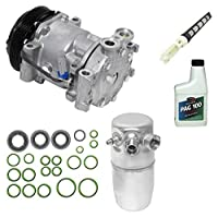 Universal Air Conditioner KT 4193 A/C Compressor and Component Kit [並行輸入品]