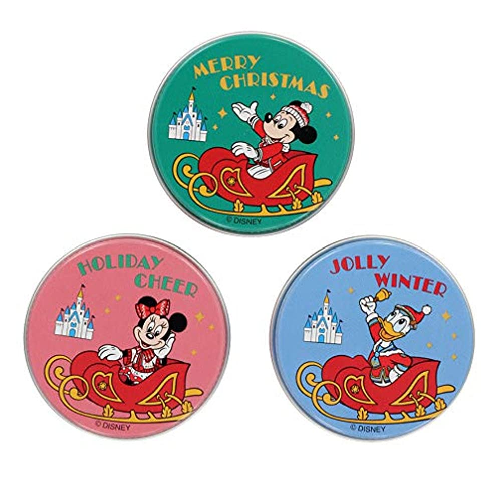 混雑デザイナー出しますディズニー クリスマス 2019 ( ランド ) ハンドクリーム 3個 セット ミッキー ミニー ドナルド コスメ ハンド ケア 用品 ディズニーランド 限定