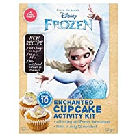 (Disney) 凍結されたカップケーキキット121グラム (x2) - Disney Frozen Cupcake Kit 121g (Pack of 2) [並行輸入品]