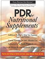 PDR for Nutritional Supplements (PDR FOR NUTRITIONAL  SUPPLEMENTS)