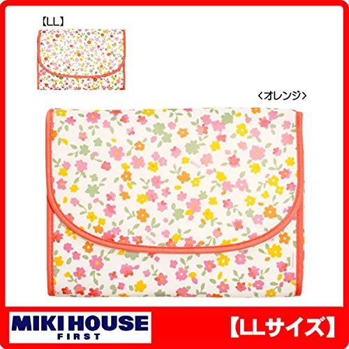 ミキハウス (MIKIHOUSE) マザーダイアリーケース 43-8210-785 LL オレンジ
