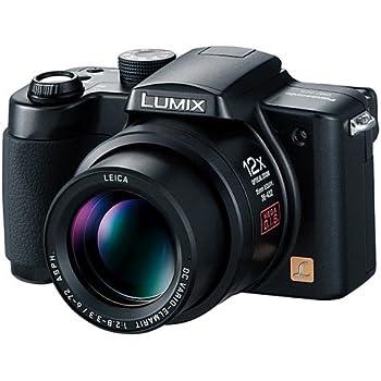 パナソニック DMC-FZ5-K LUMIX デジタルカメラ 500万画素