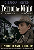 Sherlock Holmes - Terror by Night (Colorized / Black and White)