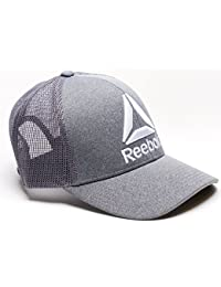 Reebok HAT メンズ US サイズ: Adjustable One-Size カラー: グレー