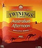 Twiningsオーストラリアのフルストレングスアフタヌーンティーバッグ100年代