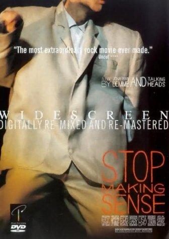 Talking Heads - Stop Making Sense [1994] [DVD] [1984] by David Byrne