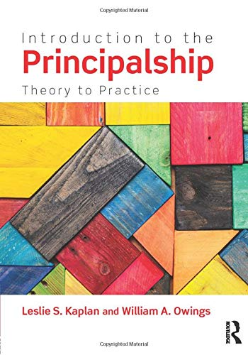 Download Introduction to the Principalship (Tayl70) 0415741963