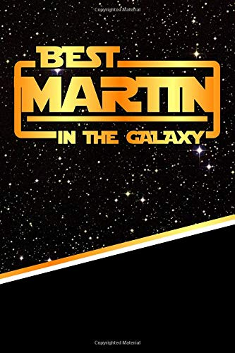 Best Martin In The Galaxy: Han...