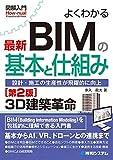 図解入門 よくわかる最新BIMの基本と仕組み[第2版] 画像