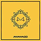 ママムー - Yellow Flower (6th Mini Album) CD+Booklet+Photocard+Folded Poster [KPOP MARKET特典: 追加特典フォトカード] [韓国盤]