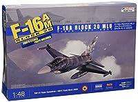 キネティック 1/48 ベルギー空軍 F-16A ブロック20MLUタイガーミート2009年 プラモデル KNE48036
