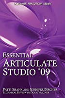 Essential Articulate Studio '09 (Wordware Applications Library)