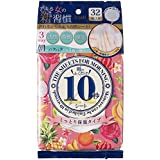 Joteki(ジョテキ)『朝のふくだけ10秒シート』(しっとり保湿タイプ/トロピカルローズの香り)