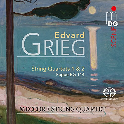 Grieg: String Quartets 1 & 2