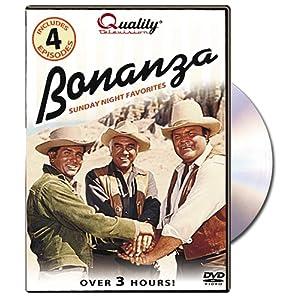 Bonanza: Sunday Night Favorites [DVD]