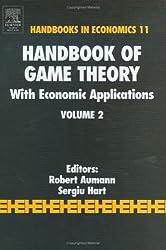 Handbook of Game Theory with Economic Applications, Volume 2 (Handbooks in Economics)