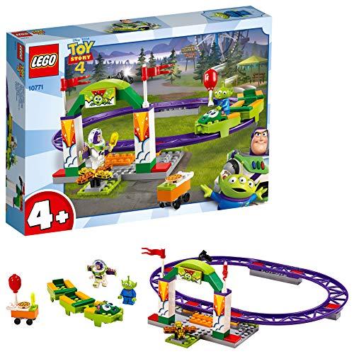 レゴ(LEGO) トイストーリー4 カーニバルのわくわくコースター 10771 ディズニー