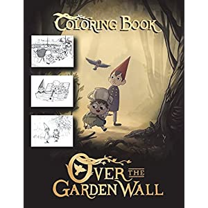 Over the Garden Wall Coloring Book
