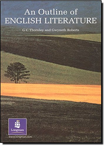 OUTLINE OF ENGLISH LITERATURE N/E (General Adult Literature)の詳細を見る