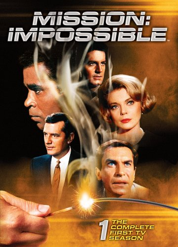 Mission Impossible: Complete First TV Season [DVD] [Import]