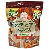 日本リコス ステビアヘルス ブラウン 140g袋×6袋入