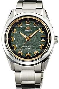 [オリエント]ORIENT 腕時計 Neo 70's  ネオセブンティーズ ソーラー電波 【ORIENT65周年記念限定モデル】 スパークリンググリーン WV0091SE メンズ