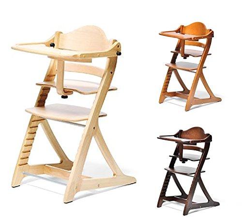 大和屋 すくすくチェアスリムプラス スリムプラス テーブル付 ガード付 すくすくスリム すくすくチェア スリム (ナチュラル色 7501)