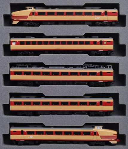 KATO Nゲージ 489系 急行 能登 基本 5両セット 10-818 鉄道模型 電車
