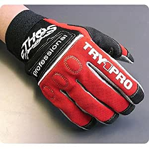 エトスデザイン(ETHOS Design) TRY-1 TR81 トライワン・プログローブ レッド Lサイズ T528123 T528123 TR81