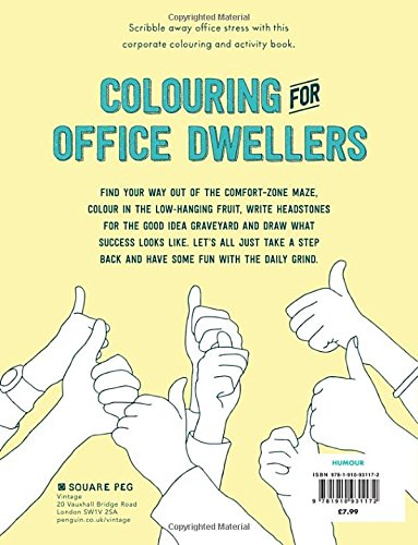 Draw What Success Looks Like: The Colouring and Activity Book for Serious Businesspeople (Colouring Books)