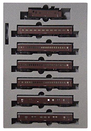 KATO Nゲージ スハ32系 中央本線普通列車 7両セット 特別企画品 10-1320 鉄道模型 客車