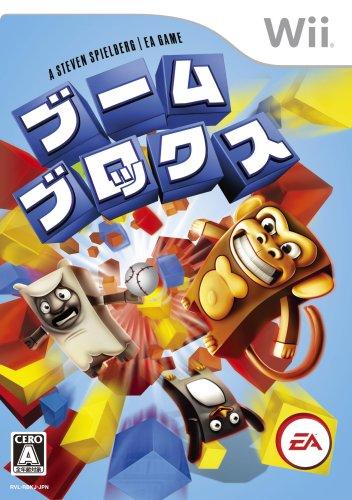 ブーム ブロックス - Wiiの詳細を見る