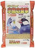 ナチュラルペットフーズ エクセル おいしい小鳥の食事 皮付き 1.9�s