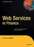 Web Services in Finance [並行輸入品]