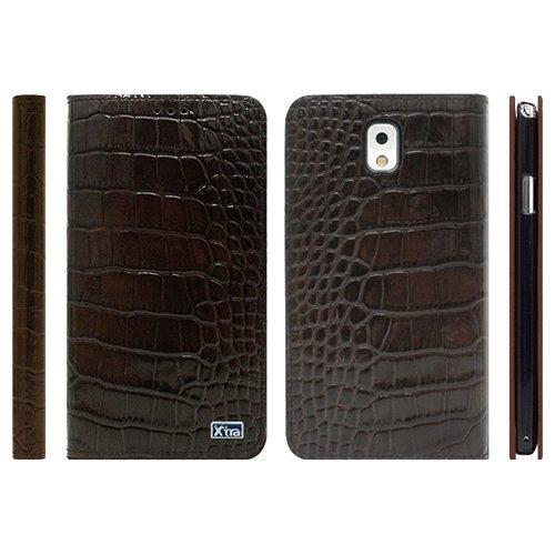 Galaxy S4 Extra Phantom Flip エクストラ ファントム フリップ スマホ 手帳型 ダイアリー ケース カバー ブラウン Brown ギャラクシー S4