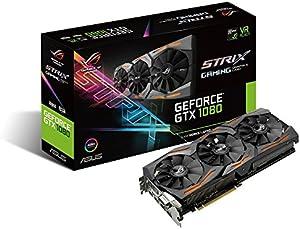 ASUSTek NVIDIA GeForce GTX1080 ASUS R.O.G. STRIXシリーズ
