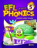 イーエフエル フォニックス 第3版 レベル5 テキスト (ワークブック・2枚組CD付き) 【子ども 英語 教材】 EFL Phonics 3rd Edition Student Book 5