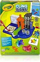 Crayola Toy - クリングクリエイターアクティビティキット - ジェルステッカープレイセット