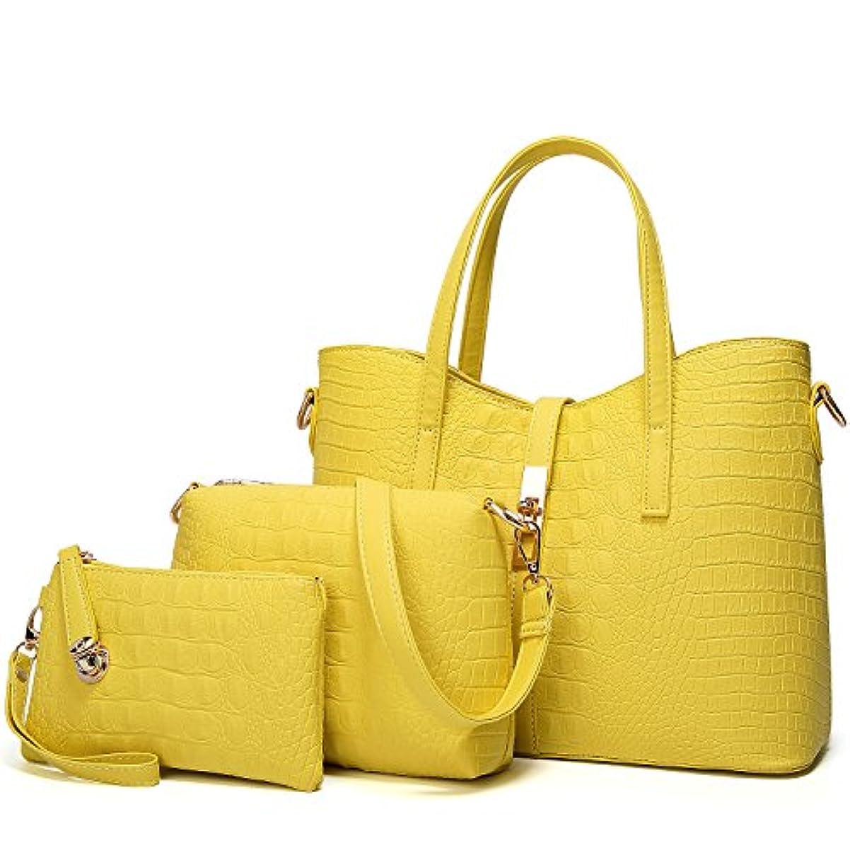 目立つ印象的ネックレット[TcIFE] ハンドバッグ レディース トートバッグ 大容量 無地 ショルダーバッグ 2way 財布とハンドバッグ