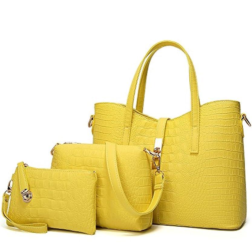 達成可能階下巨人[TcIFE] ハンドバッグ レディース トートバッグ 大容量 無地 ショルダーバッグ 2way 財布とハンドバッグ