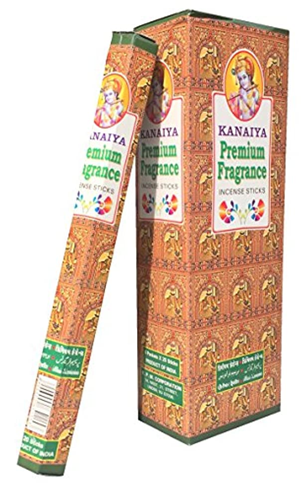 ハグコスト弾性プレミアムFragrance Incense Sticksインドから – 120 Sticks – madeからNatural Scented Oil – Kanaiyaブランドby tikkalife