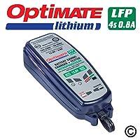 OptiMATE リチウム 4s 0.8A、TM-471、8 ステップ 12.8/13.2V 0.8A バッテリー節約充電器 - テスター - メンテナー OptiMATE Lithium, 0.8A TM-471