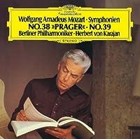 Mozart: Symphony No.36. No.38. No.39 by Herbert Von Karajan