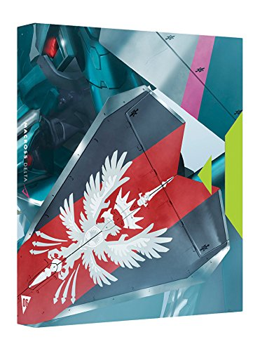 【Amazon.co.jp限定】 マクロスΔ 06 [Macross Delta 06] (特装限定版) (全巻購入特典:「新規描き下ろしイラスト使用 A4特製フレーム」引換シリアルコード付) [Blu-ray]