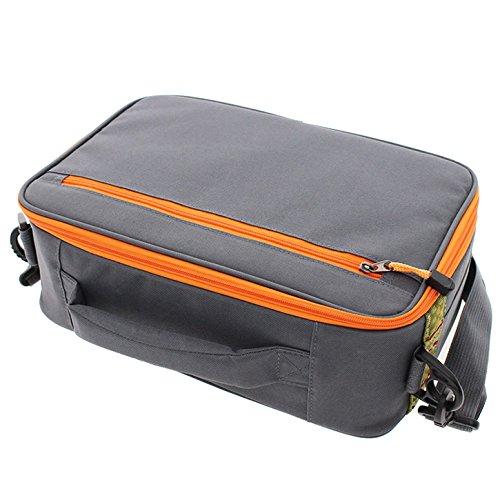 river peak(リバーピーク) フライ リールバッグ ショルダー、ハンドバッグ兼用タイプ 内ポケット付 #3~#10 ...