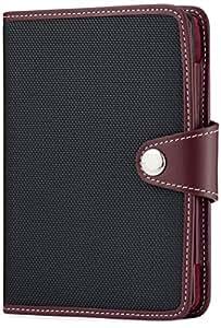 【Kindle Paperwhite カバー】アマゾン限定 TAKEO KIKUCHI (タケオキクチ) デイト ネイビー